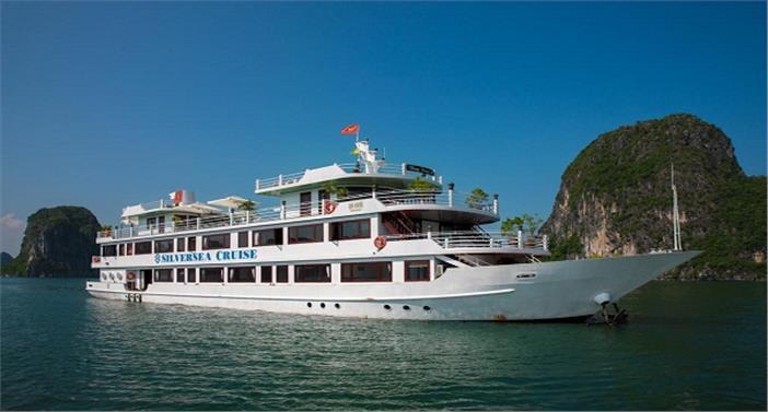 Du thuyền Silver Sea Hạ Long 2 ngày 1 đêm
