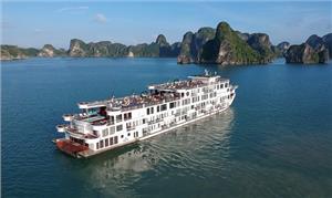 Top 6 du thuyền 5 Sao Hạ Long Mới và Sang Trọng Nhất