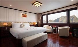 Phòng Silver Sea Suite