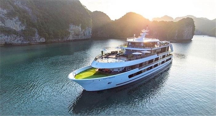 Du thuyền Stellar Of The Seas