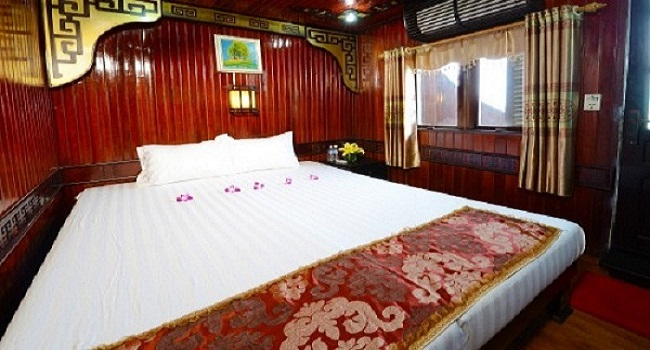 Phòng Imperial Legend Deluxe Seaview